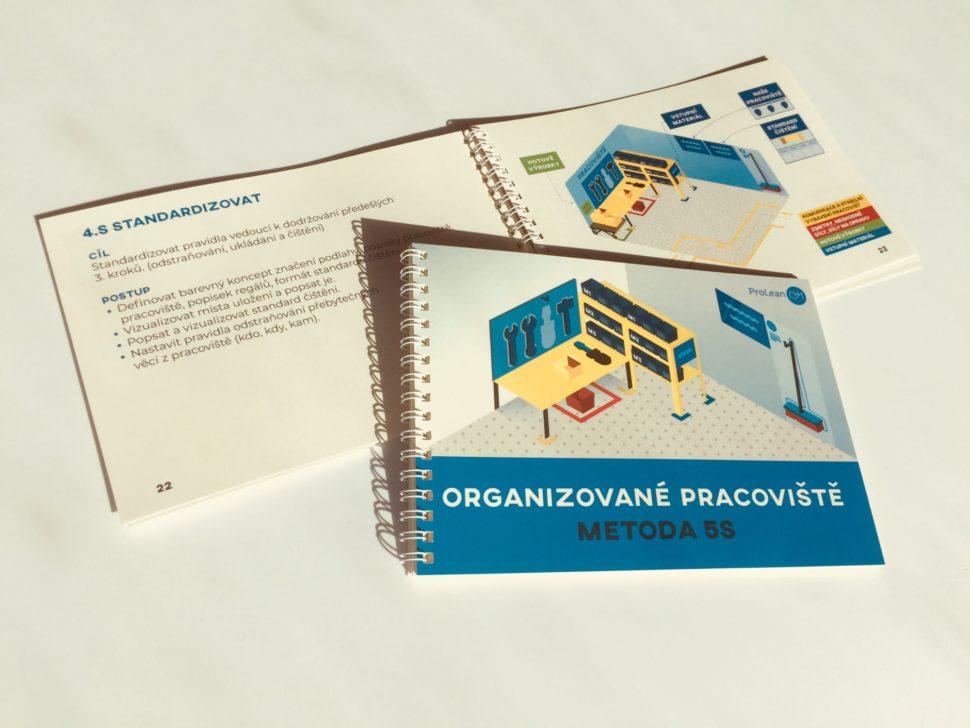 Metodická příručka Organizované pracoviště, 5S.